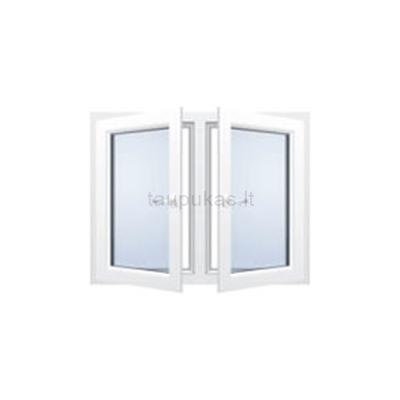 Dviejų varčių langas