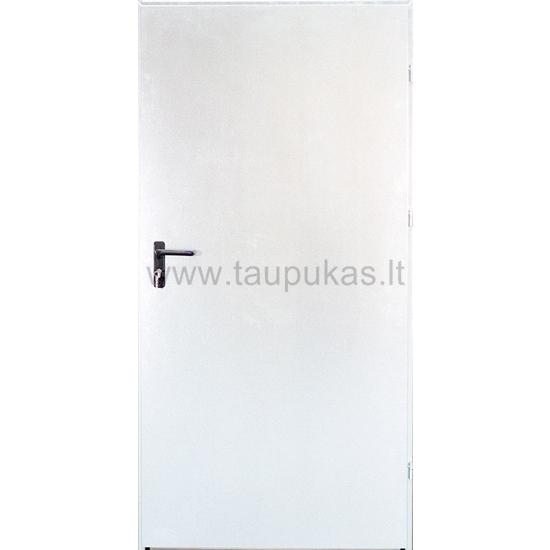 Metalinės vidaus durys (baltos)