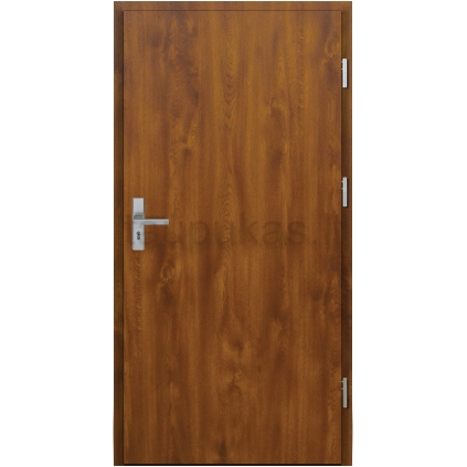 Thermika Pasiv lygios lauko durys