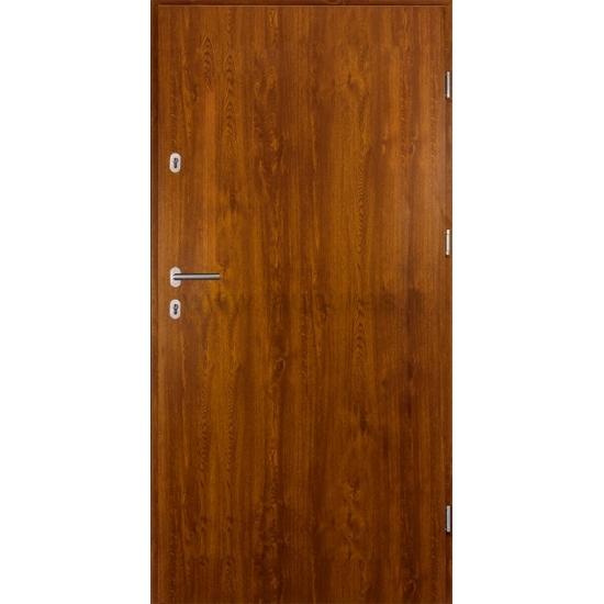 Metalinės durys S68 lygios